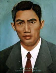 Le maître fondateur Nguyen Loc